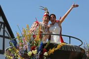 Prinz Stefan III. & Prinzessin Ruth sagen gemeinsam mit dem Heimatbund Danke