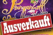 Prinzenball Reloaded 2018 ausverkauft!