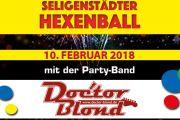 """Vorverkauf für Hexenball mit """"Doctor Blond"""" gestartet"""
