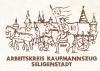 AK Kaufmannszug