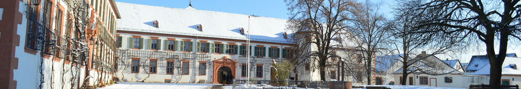 Winter Kloster